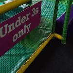 under 3s
