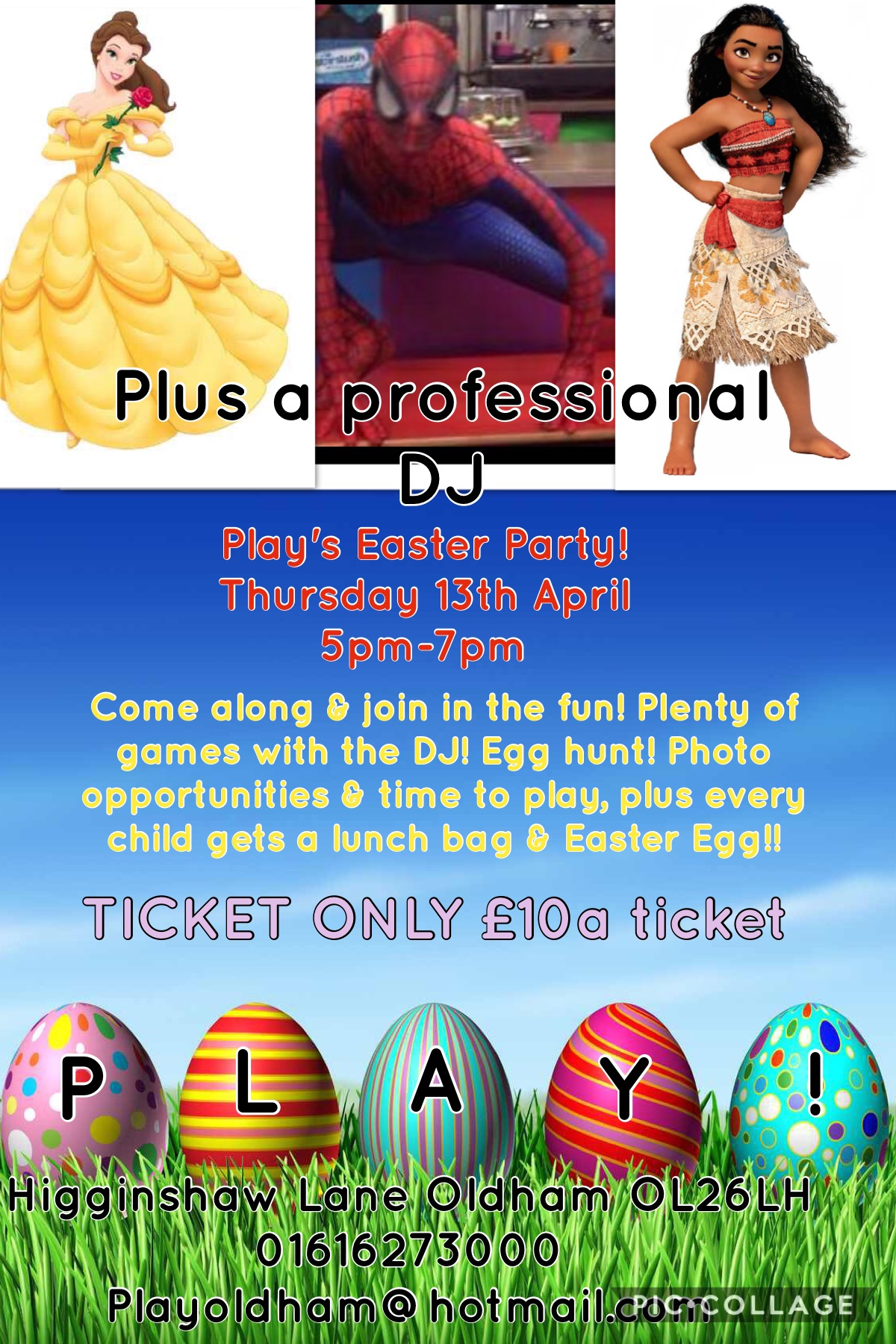 Easter party 17